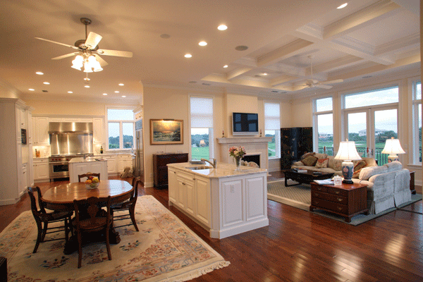 Built to be extraordinary machin design builders for Living area interior design